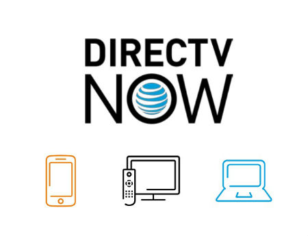 AT&T Streaming TV – DIRECTV NOW