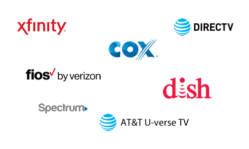 Tv And Internet Providers >> A Look At Nine Major Internet Providers