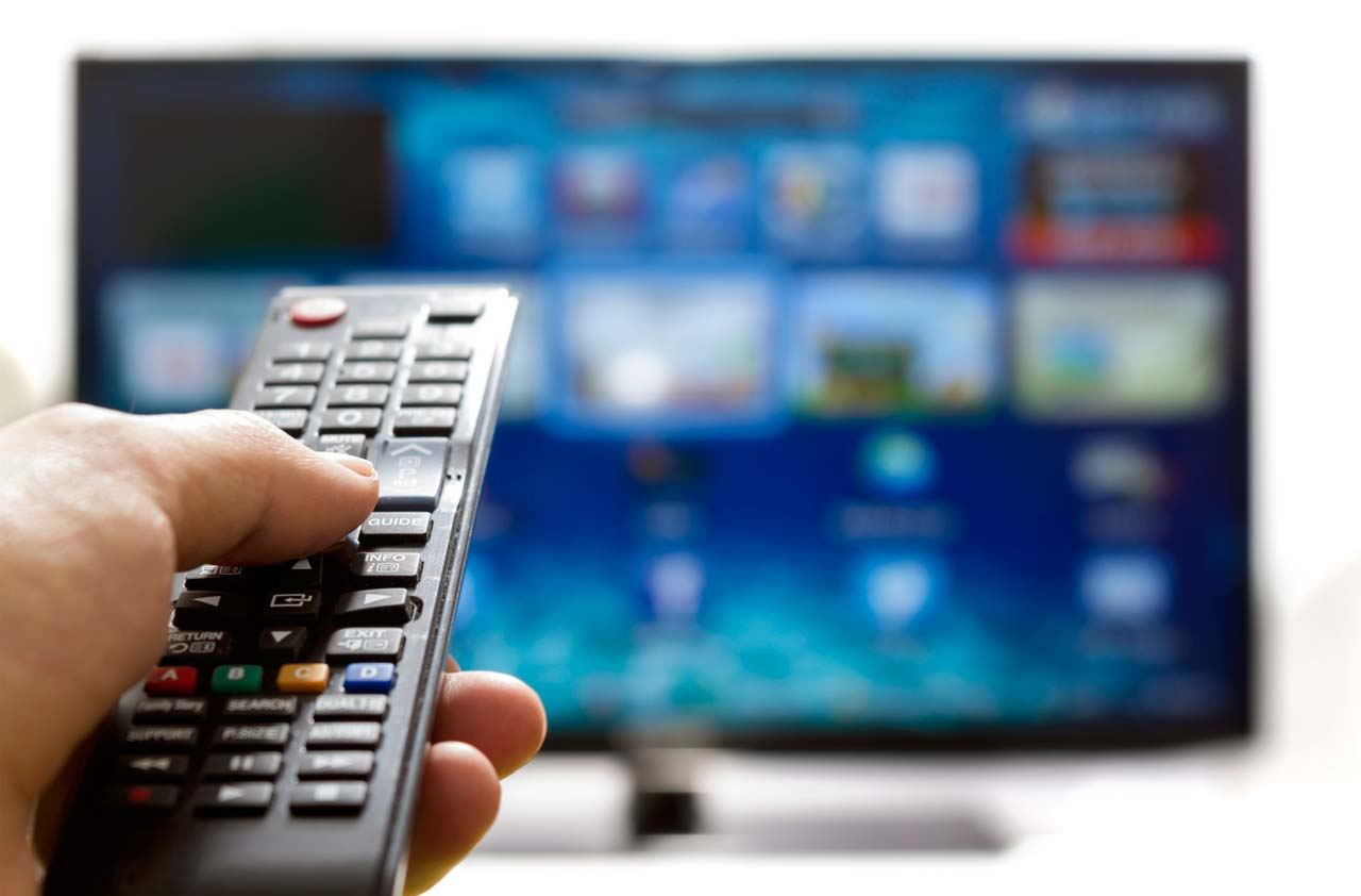 Selecting a TV Provider